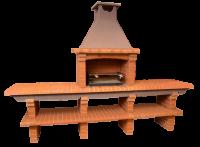 Печь-барбекю Saunday 712