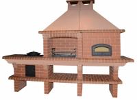 Печь-барбекю Saunday 752