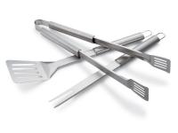 Weber аксессуары - Инструменты для гриля (3 стальных прибора)
