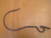 Крюк кованый для бараней ноги и пр