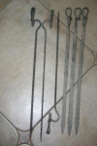 Шампур кованый в ассортименте
