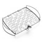 Weber аксессуары - сетка для запекания рыбы для небольших грилей