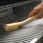 Щетка для очистки решеток гриля с латунным ворсом