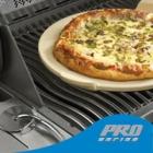 Набор для приготовления пиццы: камень, нож-колесо