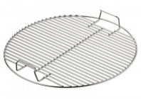 Weber аксессуары - решетка для гриля 47 см с боковыми дверцами