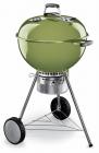 Weber One-Touch Premium 57 гриль угольный зеленый